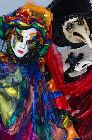 masque de venise: Masque de Venise Banque d'images