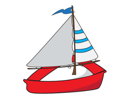 Boat icon Illustration