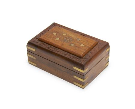 hidden success: The wooden chest