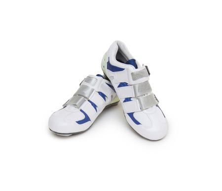 sneakers isolated on white background Stock Photo