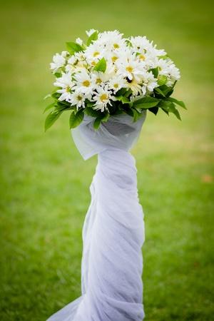 decorate: Flower decorate Stock Photo