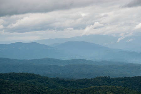 wnc: Landscape Appalachian Mountains