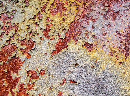 grunge metal rusty surface texture  Stock Photo