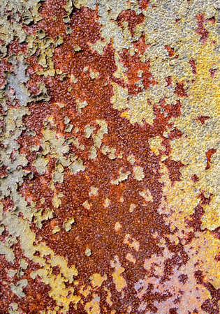 grunge metal rusty surface texture  photo