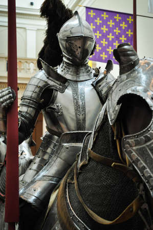 Medieval knight photo