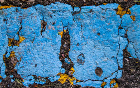 Rust, old, dilapidated, texture  Stock Photo - 20667972
