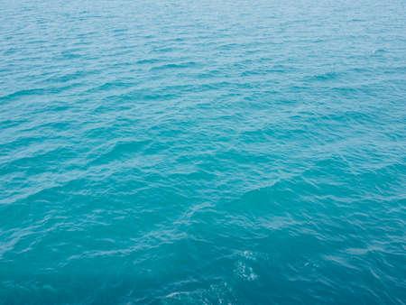 ocean surface texture Stock Photo
