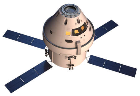 Spacecraft (command and service modules)