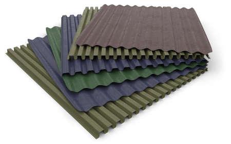 Corrugated sheets