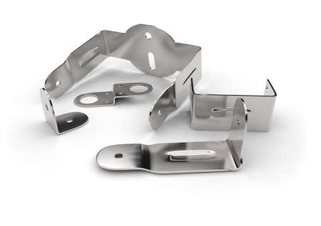 Metal brackets