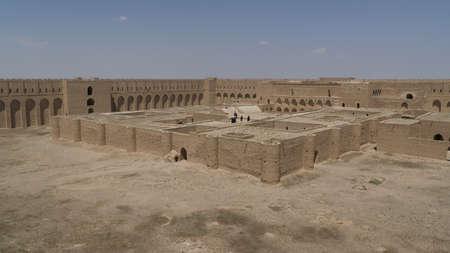 Al Ukhaidir Fortress in Iraq