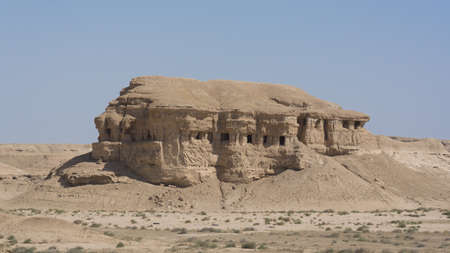 Al-Tar Caves Karbala in Iraq