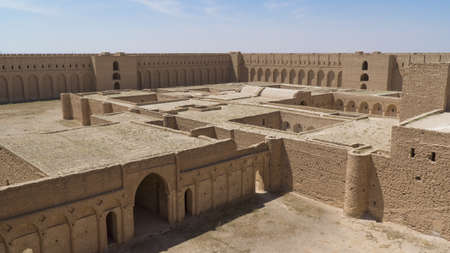 Al Ukhaidir Fortress in Iraq