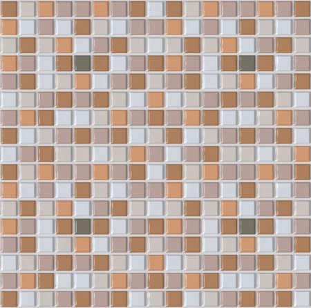 Plastic vinyl tile backsplash seamless texture