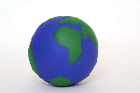 planet in plastic Stock Photo - 762139
