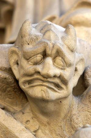 gargouille: Gargouille, Notre Dame, Paris