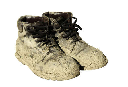 Dirty shoes Stock Photo - 919738