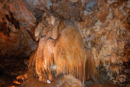 groundwater: Carbonate concretes in Corchia cave