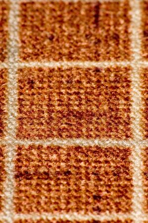 the texture and detail, close up of carpet piles and rugs / fabric Stock Photo - 1298295