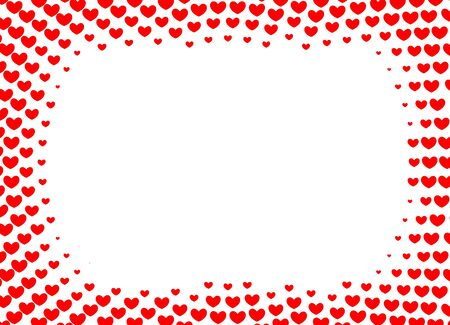 heart tone: Heart frame for foto. from red heart quiality frame