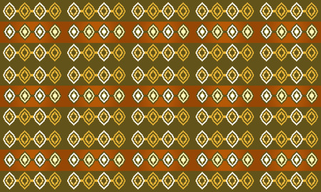 Aztec language pattern design seamless vector. Abstract geometric border texture boho style. Chile ornament motif. Vector illustration for web or print design. 矢量图像
