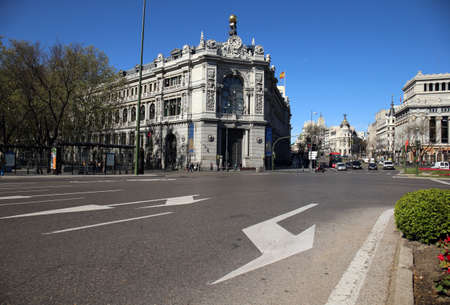 Bank of Spain building