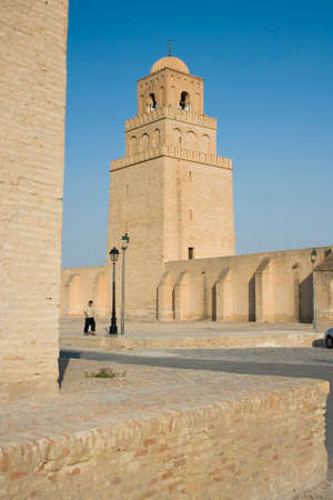 kairouan: The Grand Mosque of Kairouan - Tunesia