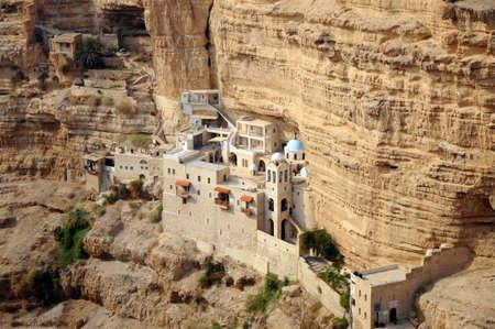 エルサレム、イスラエル共和国の近くの聖ジョージ アウグスティーナー修道院
