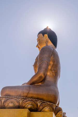 Buddha Dordenma Statue in Thimphu (Bhutan)