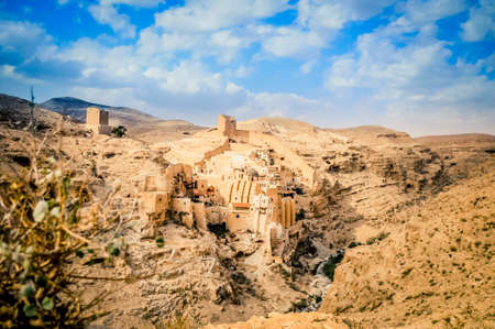 The Great Lavra of St. Sabbas the Sanctified (Mar Saba)