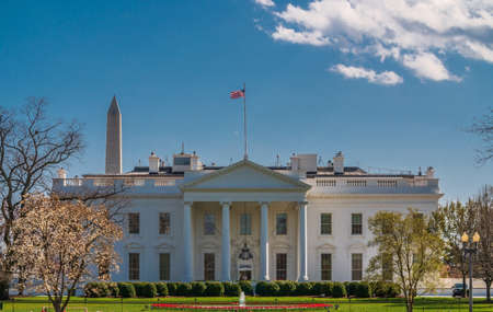 The White House in Wahsington D.C.