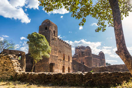 Fasil Ghebbi is the remains of a fortress-city within Gondar. It was founded in the 17th century by Emperor Fasilides (Fasil) and was the home of Ethiopias emperors.