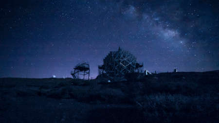 MAGIC - Observatory on the Roque de los Muchachos