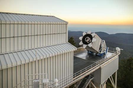 Sloan Digital Sky Survey telescope