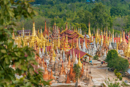 The Shwe In Thein Buddhist Tempel
