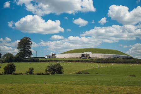 Newgrange - a World Heritage Site by UNESCO