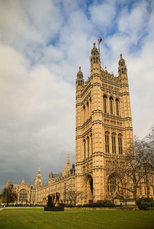 Tower of the House of Parliament