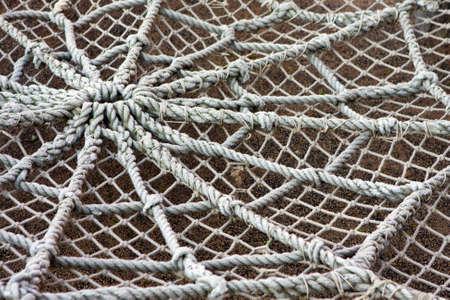 roped: Resumen de una telara�a roped.