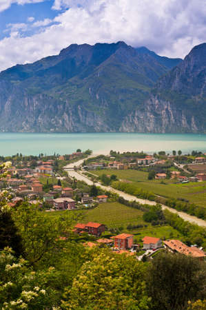 Lake Garda in Italy Stock Photo - 8188828