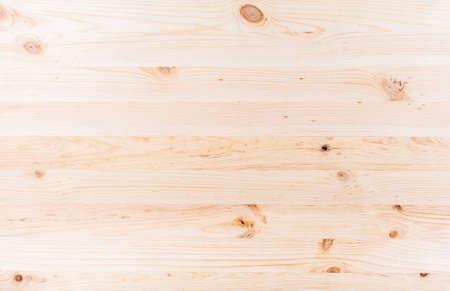 Textuur ongeverfd grenen planken geknoopt