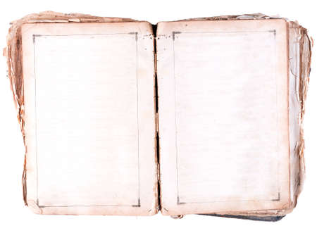 Turn an old book