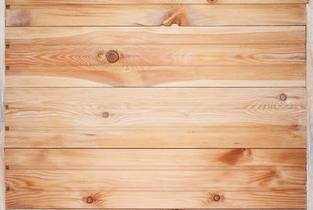 knotty: Texture of the wood unpainted pine boards