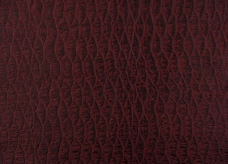 Imitation fish scales on leather background