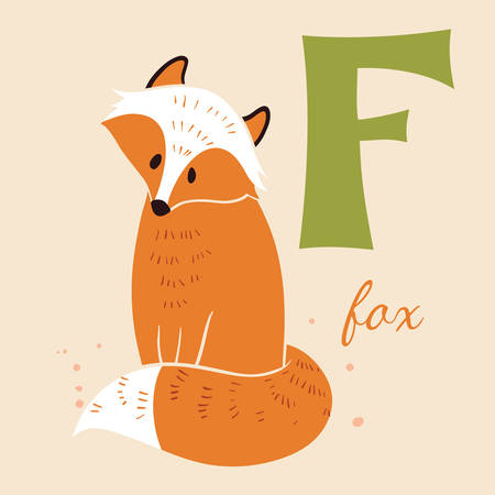 F for the fox