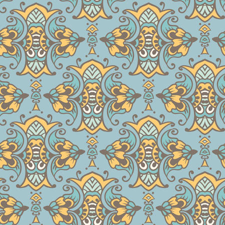 Seamless Vector Asian Patterns Illustration Royalty Free Cliparts Impressive Asian Patterns
