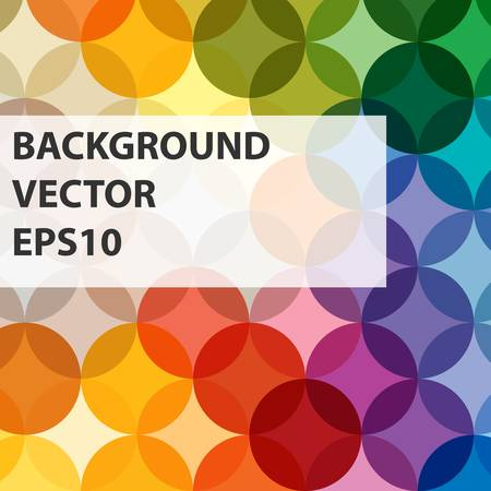 Colorful vector design,Illustrator EPS10 Illustration