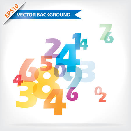 Colorful vector design for workflow layout, diagram, number options, web design, infographics  イラスト・ベクター素材