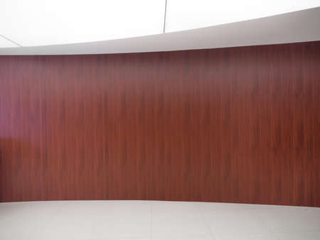 gallerie: Wood wall in exhibition room background