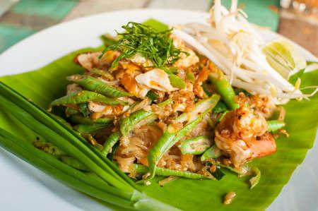 padthai: Padthai, Stir fried Thai noodle style.