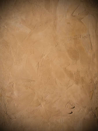 Brown dirt wall background. photo